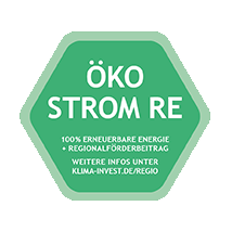 Siegel Öko Strom RE